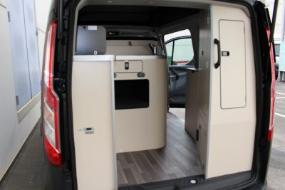CAMPER WESTFALIA FORD NUGGET 2019