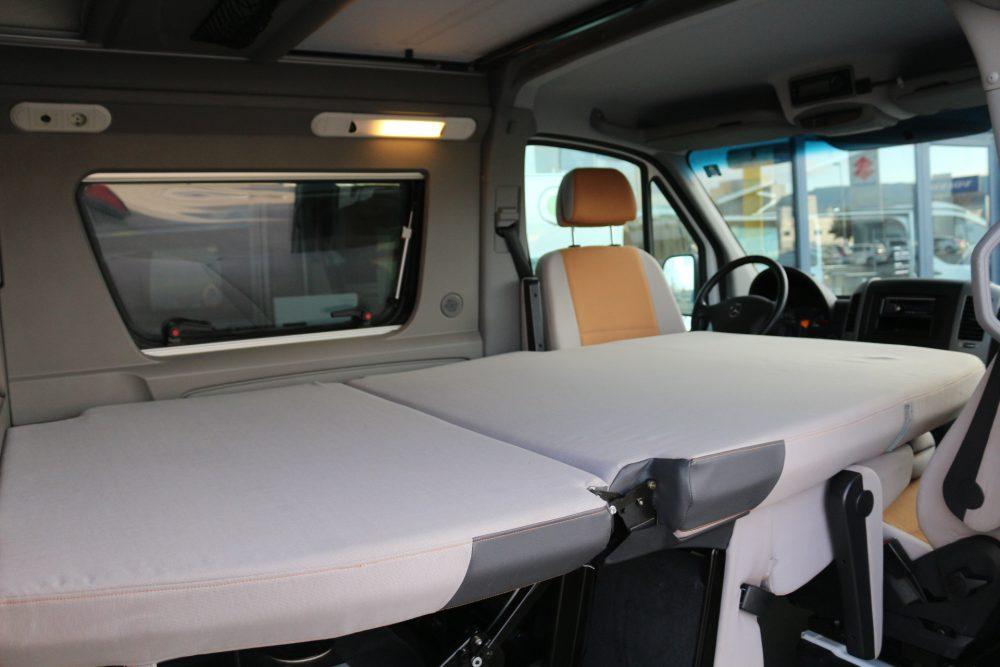 mercedes sprinter james cook westfalia  furgonetas camper en venta catalunya van