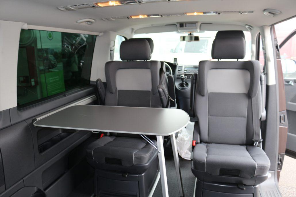 Vw Camper Van >> Volkswagen Multivan Startline T5 - Furgonetas Camper en Venta - Catalunya Van