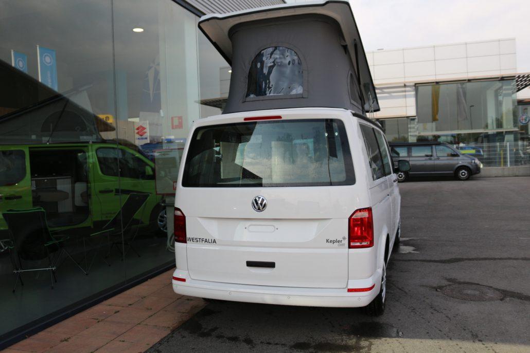 volkswagen kepler westfalia 2 0 150cv furgonetes camper en venda catalunya van. Black Bedroom Furniture Sets. Home Design Ideas