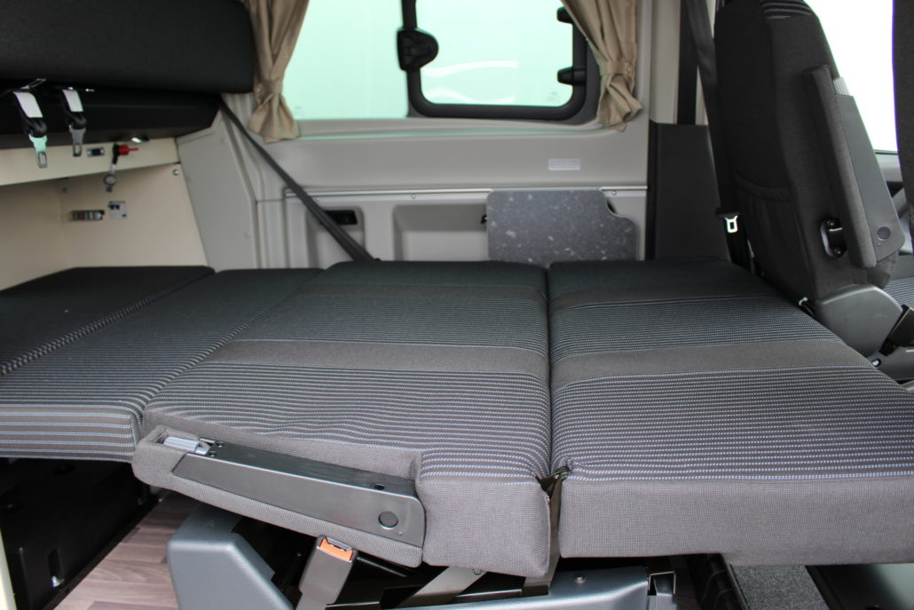 Westfalia Ford Nugget techo elevable - Furgonetas Camper ...