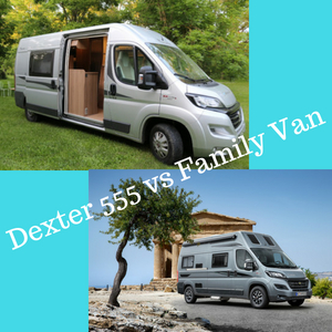 0d65718cc9 Take a family trip with a Camper. Dexter or Family Van