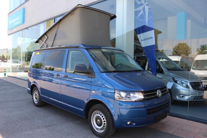 volkswagen california beach 140cv furgonetas camper en venta catalunya van. Black Bedroom Furniture Sets. Home Design Ideas