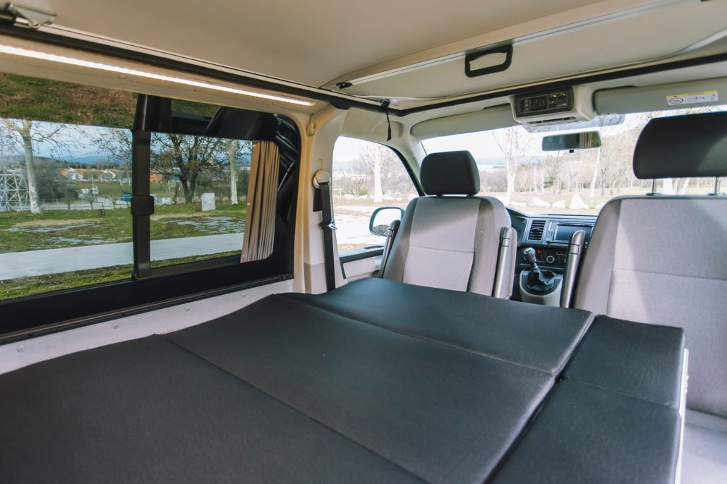 Volkswagen Transporter CatVan TAGA
