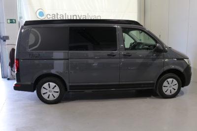 Volkswagen Transporter Cat Van TAGA