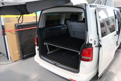 CAMPER VOLKSWAGEN CALIFORNIA BEACH