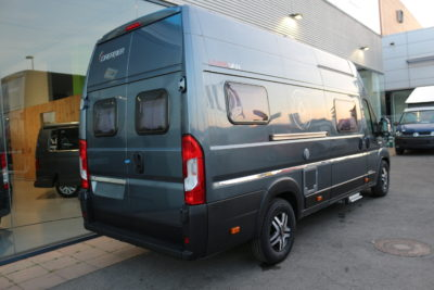 1385 LIVING VAN IRON GREY