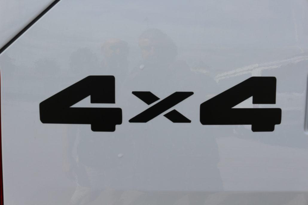 FORD KARMANN DEXTER 560 4X4 170CV ref. 1445