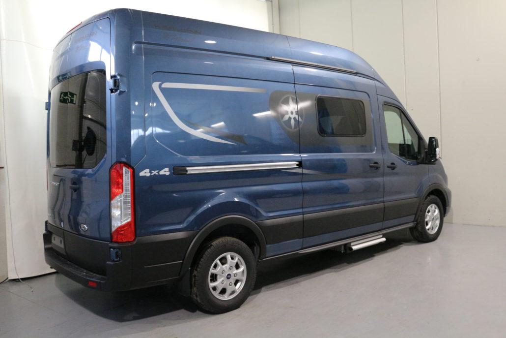 Camper karmann Ford transit Dexter 4x4