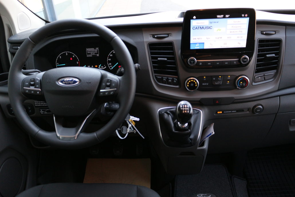 Westfalia Ford Nugget