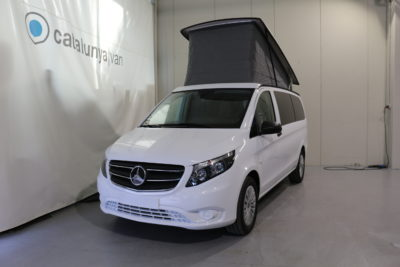Mercedes Viano Marco Polo Activity