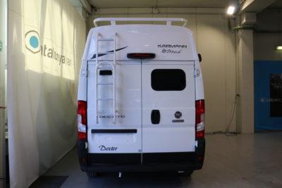 CAMPER FIAT DUCATO KARMANN 550