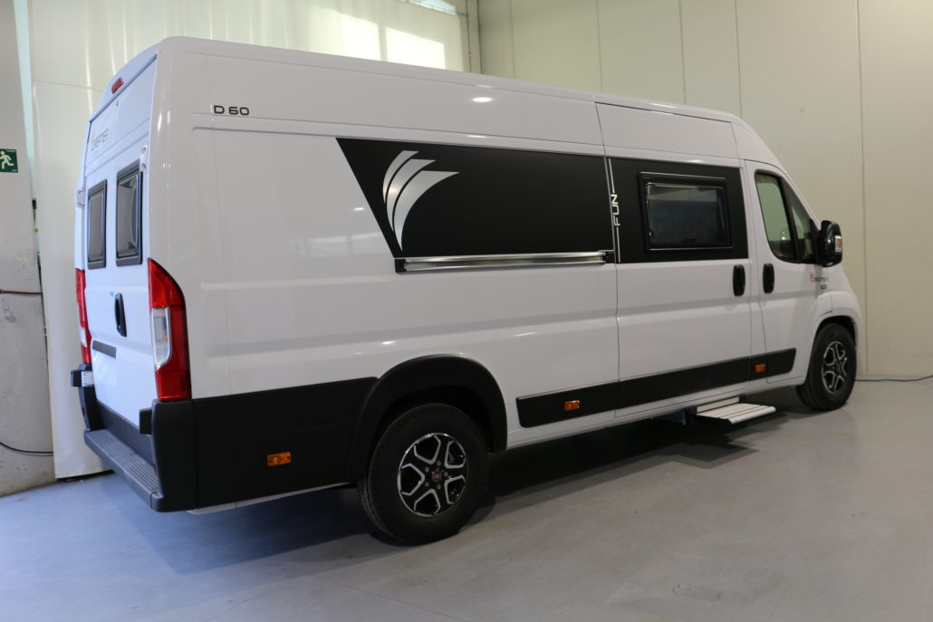 1593 CAMPER FIAT DUCATO D60