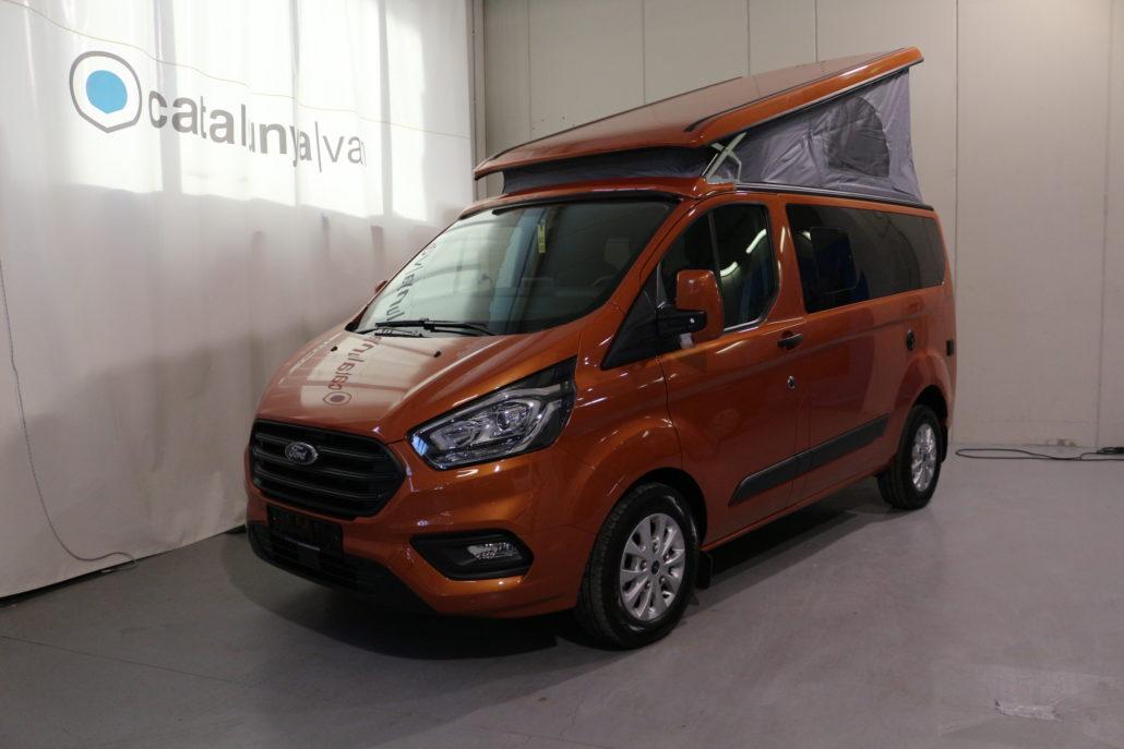 Camper Westfalia Ford Nugget 2021