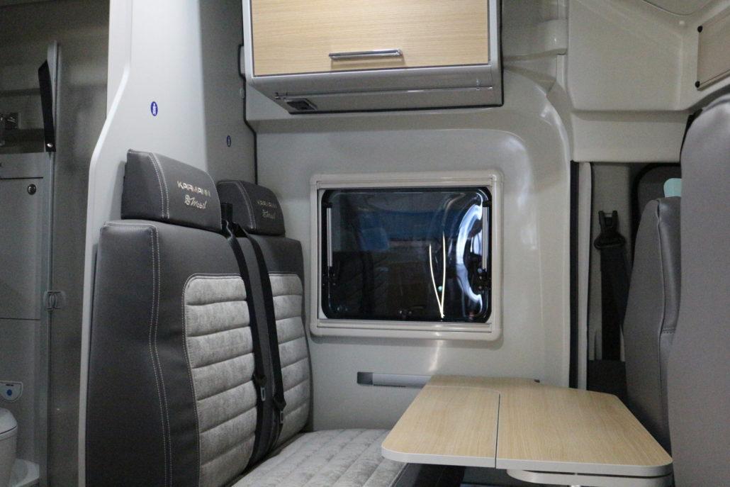 Karman Ford transit 4x4 170cv
