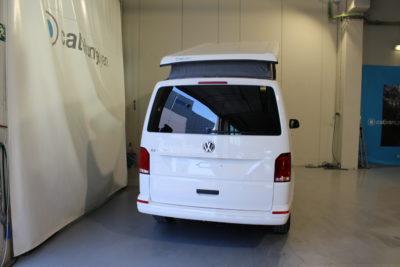 volkswagen Caravelle 110cv cat van go