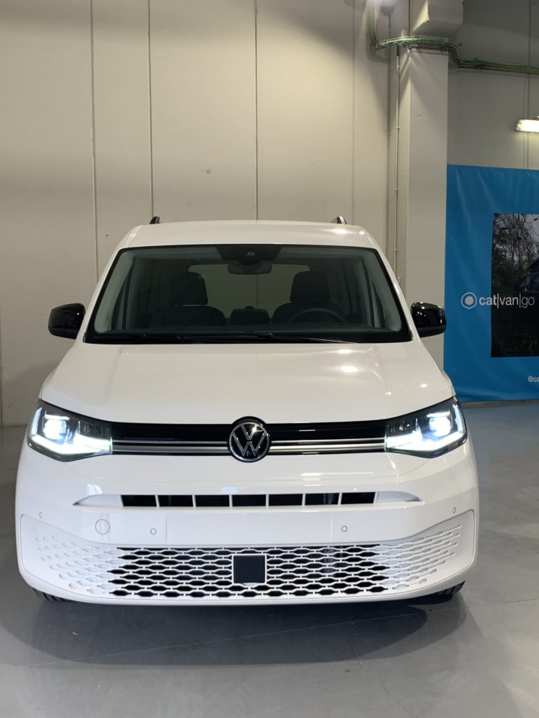 Volkswagen Caddy Live camper