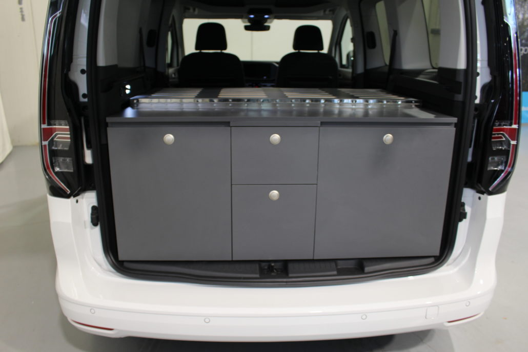 Volkswagen Caddy Live campe