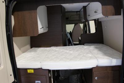 camper Karmann Davis 540 view
